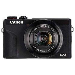 キヤノン PSG7X MARKIII BK デジタルカメラ PowerShot G7 X Mark III BK 3637C004 取り寄せ商品 クリスマス会 ひな祭り 新居祝い