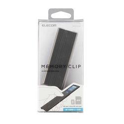 カード決済可能 人気ブレゼント! SHOP OF THE YEAR 2019 パソコン 周辺機器 ジャンル賞受賞しました CMC-SDCAL01BK ブラック memory セール特価 P5E エレコム メーカー在庫品 microSDカードケース clip SD