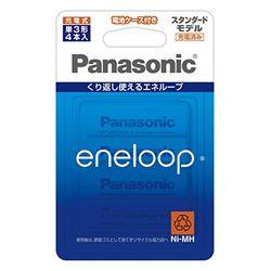 カード決済可能 SHOP OF 商品 THE YEAR 2019 新作からSALEアイテム等お得な商品 満載 パソコン 周辺機器 ジャンル賞受賞しました スタンダードモデル 単3形 取り寄せ商品 4本パック パナソニック エネループ 4C Panasonic BK-3MCC