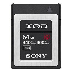 ソニー QD-G64F XQDメモリーカード Gシリーズ 64GB 目安在庫=△