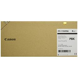 キヤノン PFI-1700 PBK インクタンク(0775C001) 目安在庫=△