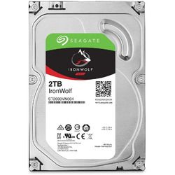 Seagate Ironwolf シリーズ 3.5inch SATA 6Gb/s 2TB 5900rpm 64MB(ST2000VN004) 取り寄せ商品