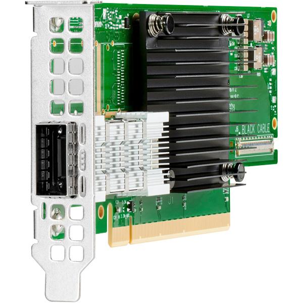 日本ヒューレット・パッカード P06250-B21 InfiniBand HDR100 / EN 100Gb 1P 940QSFP56 アダプター 取り寄せ商品
