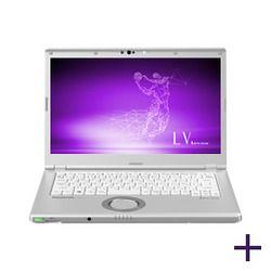 パナソニック CF-LV8KDHVS Lets note LV8 法人(Core i5-8265U/8GB/SSD256GB) 目安在庫=○