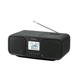 ソニー CDラジオカセットコーダー ブラック CFD-S401/B 取り寄せ商品