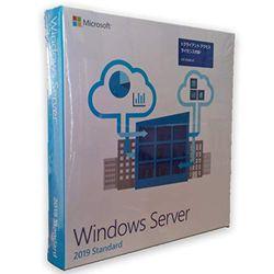 日本マイクロソフト Windows Svr Std 2019 64Bit Japanese DVD 5 Clt 16 Core License(P73-07691) 取り寄せ商品