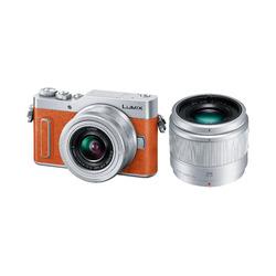 パナソニック デジタル一眼カメラ/ダブルレンズキット DC-GF90W-D 取り寄せ商品