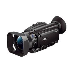 ソニー デジタル4Kビデオカメラレコーダー Handycam AX700 FDR-AX700 取り寄せ商品