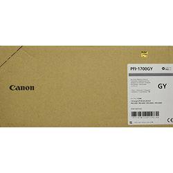 キヤノン PFI-1700 GY インクタンク(0781C001) 目安在庫=△