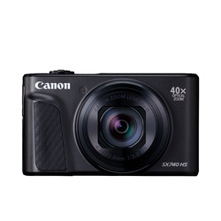 キヤノン デジタルカメラ PowerShot SX740 HS(BK) PSSX740HS(BK)(2955C004) 目安在庫=△