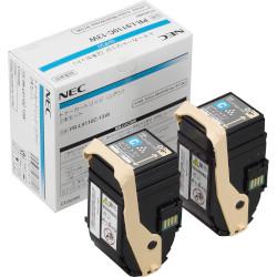 NEC トナーカートリッジ シアン 2本セット PR-L9110C-13W 目安在庫=○