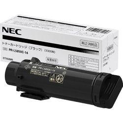 NEC トナーカートリッジ(ブラック) PR-L5850C-14 目安在庫=△