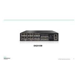 日本ヒューレット・パッカード SN2010M 25GbE 18xSFP28 4xQSFP28 スイッチ(Q9E63A) 取り寄せ商品