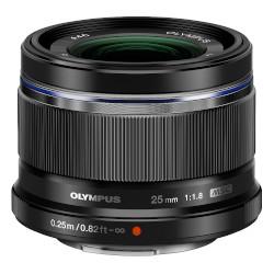 オリンパス 交換レンズ M.ZUIKO DIGITAL 25mm F1.8 ブラック 25mmF18BLK 取り寄せ商品