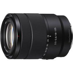 ソニー 高倍率ズームレンズE 18-135mm F3.5-5.6 OSS SEL18135 取り寄せ商品