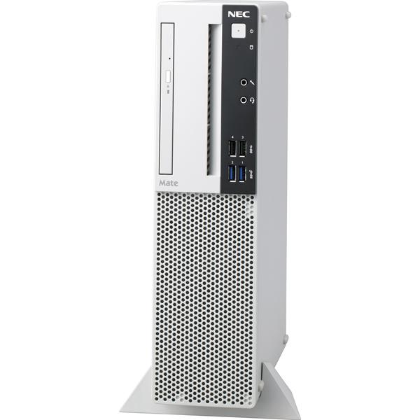 NEC Mate タイプML (Core i7-9700 3.0GHz/8GB/1TB/マルチ/Of Per19/Win10 Pro/リカバリ媒体/1年保証)(PC-MRH30LZ6ACX6) 目安在庫=○