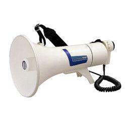 ユニペックス 13Wメガホン ホワイト TR-320 取り寄せ商品