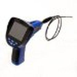 サンコー 液晶付内視鏡ファインスコープ 5.5mm径 1Mモデル ブルー LC551FTU 取り寄せ商品