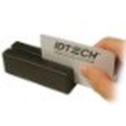 アイディテックジャパン MiniMagDuo 3TrackUSB-キーボード 黒 IDMB-354133B 取り寄せ商品