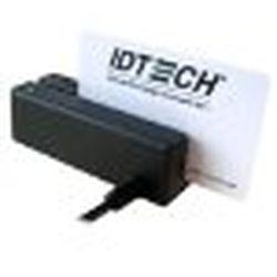 アイディテックジャパン MiniMagII 3TrackUSB-キーボード 黒 IDMB-334133B 取り寄せ商品
