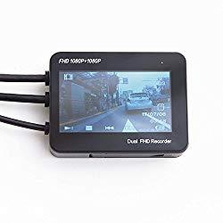 サンコー オンボードカメラにもなる「バイク用フルHD前後ドライブレコーダー」(MTSGYUT8) 取り寄せ商品