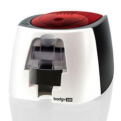 Evolis カードプリンタ バッジー200 B22URS 取り寄せ商品