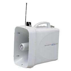 ユニペックス 防滴スーパーワイヤレスメガホン フリーオーダータイプ TWB-300N 取り寄せ商品