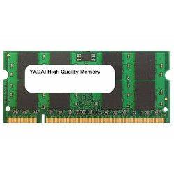 ヤダイ YD2/800-N4G ノートPC用メモリ PC2-6400(DDR2/800) 4GB SO-DIMM 取り寄せ商品