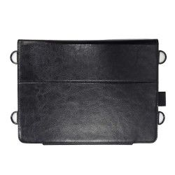 MSソリューションズ dynabook tab S80/S50 首掛け 合成皮革ケース MSC-S80S50L01BK 取り寄せ商品