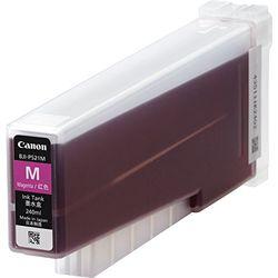 純正品 Canon キャノン BJI-P521M インクタンク マゼンタ (7634B001) 目安在庫=△
