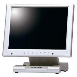 クイックサンプロダクツ 10.4インチ液晶ディスプレイ保護フィルタ搭載タイプ パールホワイト(QT-1007P(AVG)) 取り寄せ商品