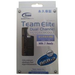 Team Team ELITE Long DIMM PC14900 DDR3 1866Mhz 8GBx2(TED316G1866C13DC) 目安在庫=△