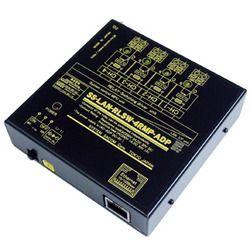 システムサコム工業 LAN(Ethernet)リレースイッチユニット[独立4ch](ACアダプタ仕様)(SS-LAN-RLSW-4RMP-ADP) 取り寄せ商品