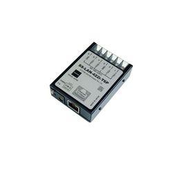 システムサコム工業 LAN(Ethernet)⇔RS422変換ユニット絶縁ACアダプタ仕様RJ45⇔端子台6P(SS-LAN-422I-T6P) 取り寄せ商品