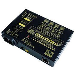 システムサコム工業 LAN(Ethernet)リレースイッチユニット[独立4ch](AC90-240V仕様)(SS-LAN-RLSW-4RMP-AC) 取り寄せ商品