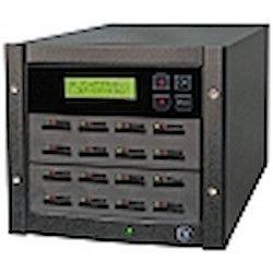 コムワークス SDカードデュプリケーター SD写楽 同時書込15枚 SRSD-15D 取り寄せ商品