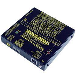 システムサコム工業 USBリレースイッチユニット[独立4ch][メイク(A)/ブレーク(B) 両用](USB-RLSW-4RSMB-FT) 取り寄せ商品