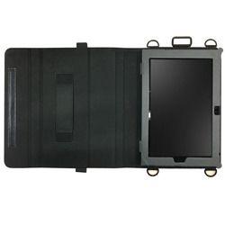 MSソリューションズ VersaPro タイプVU<VU-3> 首掛け合成皮革ケース ブラック(MS-VPVU3L02BK) 取り寄せ商品
