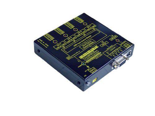 システムサコム工業 USB(HID)バーコードリーダー統合器(4:1) USB-HOD4-TO1-HID 取り寄せ商品