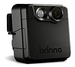 Brinno 監視カメラ ダレカ ブラック MAC200DN 取り寄せ商品