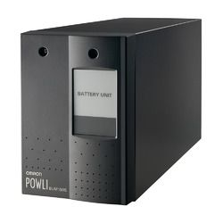 オムロン ソーシアルソリューションズ BUM150S BU150SW用増設バッテリユニット 取り寄せ商品
