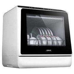 AINX 工事がいらない 卓上 食器洗い乾燥機(AX-S3W) 取り寄せ商品