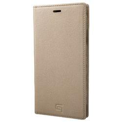 坂本ラヂヲ Italian Genuine Leather Book Case for iPhone XR Taupe(GLC-72518TPE) 目安在庫=△