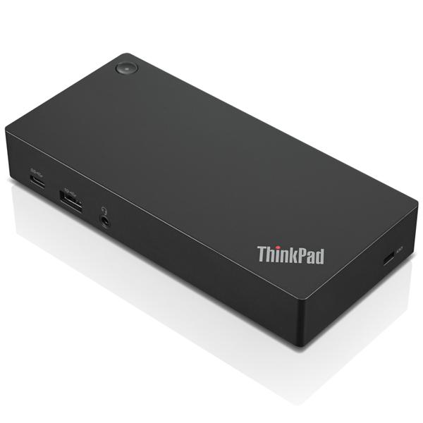 レノボ・ジャパン 40AS0090JP ThinkPad USB Type-C ドック 2 目安在庫=○