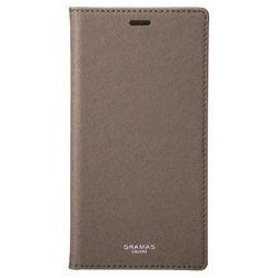坂本ラヂヲ EURO Passione PU Leather Book Case for iPhone XS Max BRW(CLC-62418BRW) 取り寄せ商品