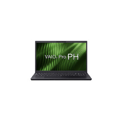 VAIO VAIO Pro PH(15.6型W/Core/Ci7/16GB/128GB/TPM/Win10/黒/VAIO社製)(VJPH221DAL1B) 目安在庫=△