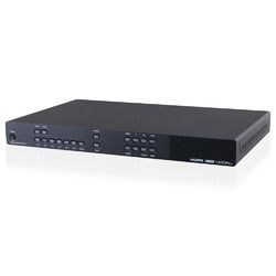 Cypress Technology 4K HDMIマトリクススイッチ(6入力2出力)HDCP2.2 CDPS-UA6H2HFS 取り寄せ商品