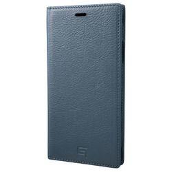 坂本ラヂヲ Italian Genuine Leather Book Case for iPhone XR Navy(GLC-72518NVY) 目安在庫=△