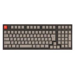 アーキサイト Maestro2SメカニカルスペースセービングフルキーボードCHERRY MX赤軸(AS-KBM02/LRGBA) 取り寄せ商品