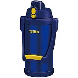 THERMOS(サーモス) 真空断熱スポーツジャグ 2.0L (ネイビーイエロー)(FFO-2001-NV-Y) 取り寄せ商品
